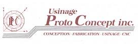 Usinage Proto Concept Inc